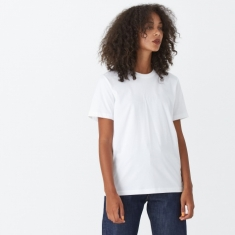 Norse Projects Gro Standard Cotton T-Shirt - White
