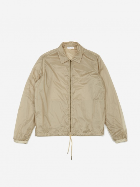 Shane Coach Jacket - Mist Grey