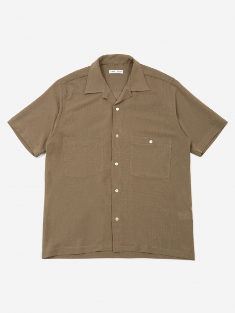 Dexter Short Sleeve Shirt - Khaki