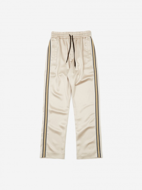 Buck Trouser- Beige/Stripe