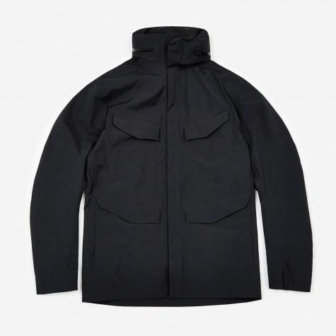 Arc'teryx Veilance Field LT Jacket - Black