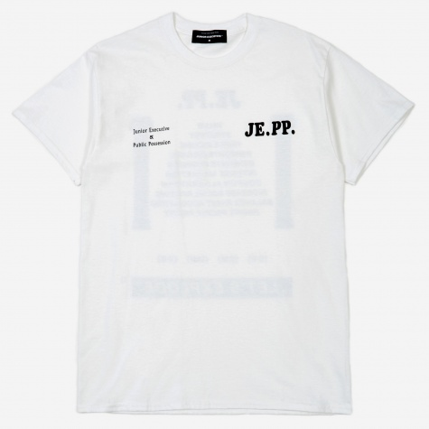 x Public Possession T-Shirt - White