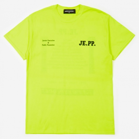 x Public Possession T-Shirt - Slime