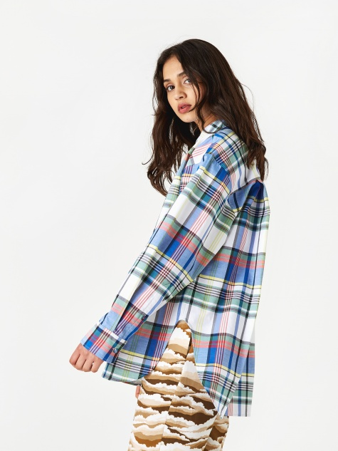 Check Shirt - Multi