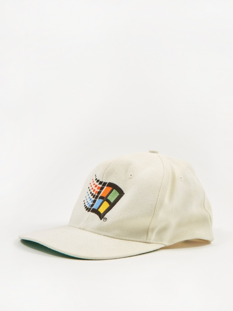 Windows 95 24.8.95 Cap - White