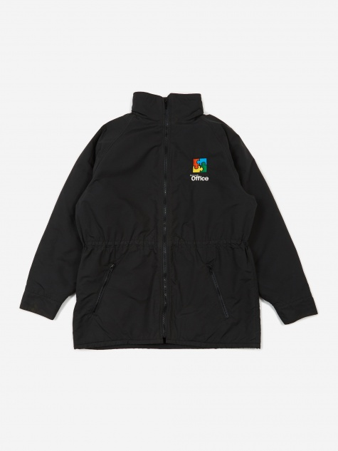 Microsoft Office Jacket - Black/Silver