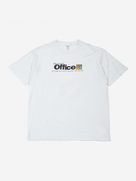 Microsoft Office T-Shirt - White