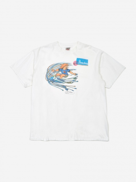 Doonesbury Toonscapes T-Shirt - White