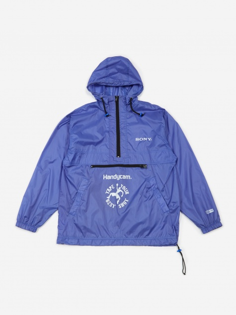 Sony Handcam Windbreaker Jacket - Purple