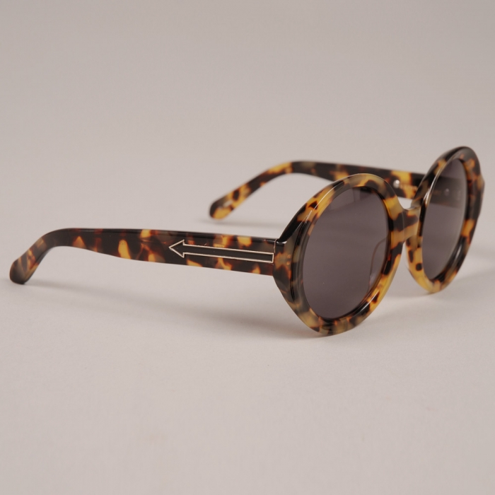 Karen Walker Eyewear Karen Walker Number Six - Crazy Tort (Image 1)