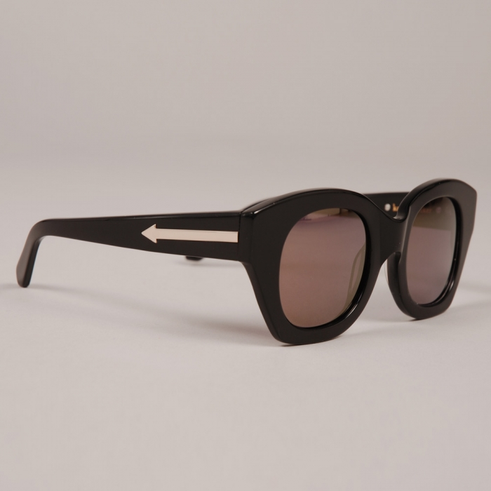 Karen Walker Eyewear Karen Walker Soul Club - Black (Image 1)