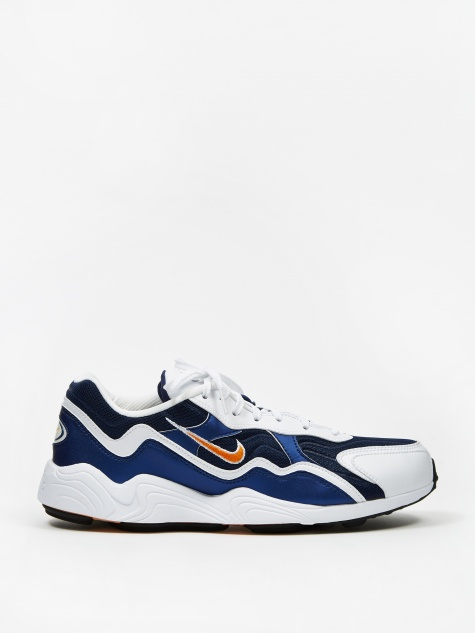 Air Zoom Alpha - Binary Blue/Carotene-White-Black