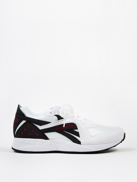 Pyro - White/Black/Cranberry Red