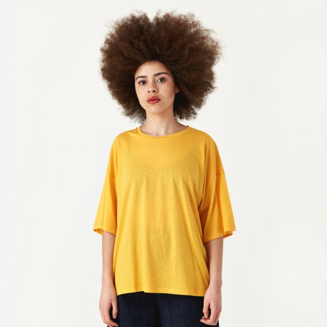 Bob T-Shirt - Boat Yellow