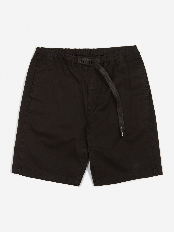 Manastash Flex Climber Shorts - Black (Image 1)