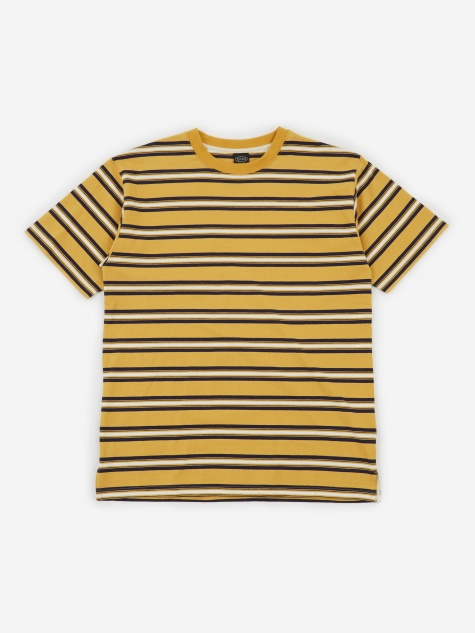 Border T-Shirt - Yellow