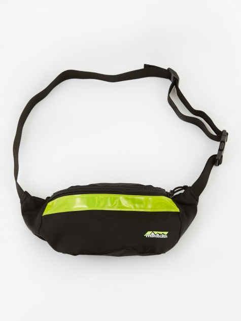 N.Y.U Pack Bumbag - Black