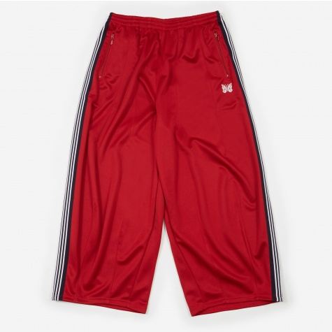 Smooth HD Track Pant - Red