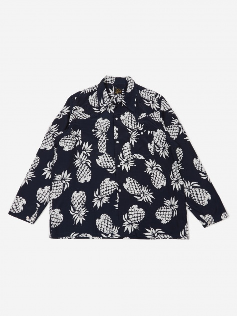 One-Up Cowboy Shirt - Navy