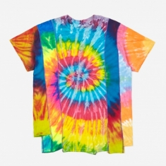 Needles Rebuild 5 Cuts Tie-Dye T-Shirt Size Small 2- Assorted
