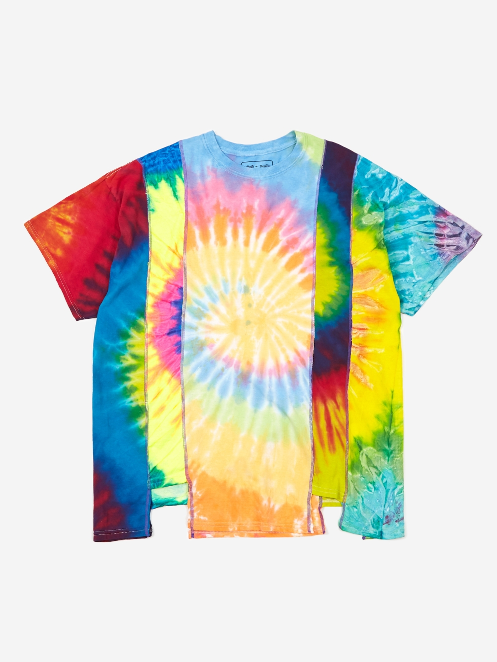 c8dd08373 Needles Rebuild 5 Cuts Tie-Dye T-Shirt Size X-Large 1 - Assorted