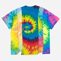 Needles Rebuild 5 Cuts Tie-Dye T-Shirt Size X-Large 3 - Assorted
