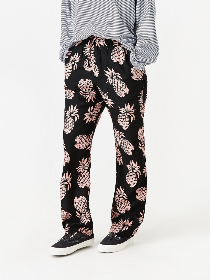 Needles String Cowboy Pineapple Pant - Black (Image 1)