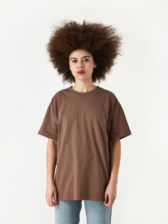 Can Pep Rey T-Shirt - Taupe (Image 1)