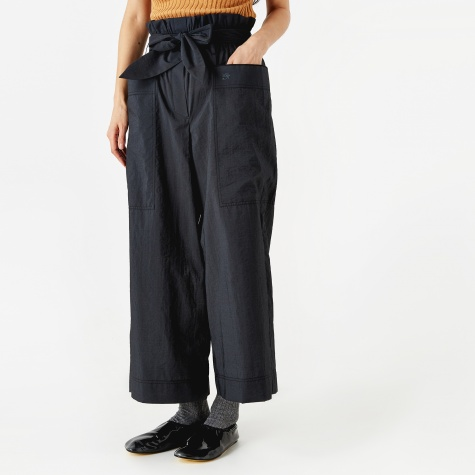 Ines Trouser - Off Black