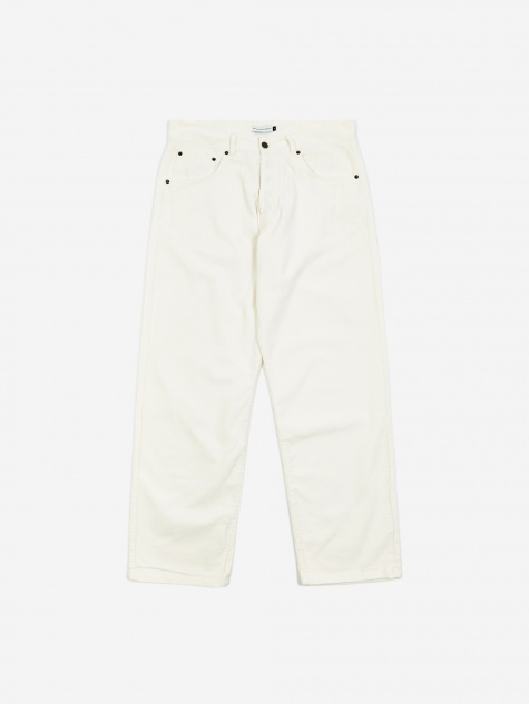 Drs Pants - Off White Corduroy