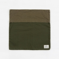 BasShu Cushion Cover 45x45cm - Khaki
