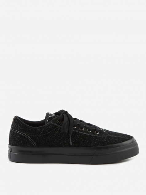 Dellow Hairy Suede - Black