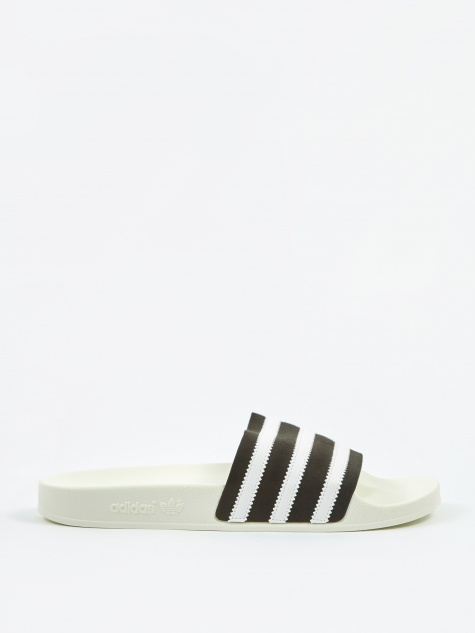Adilette - Collegiate Black