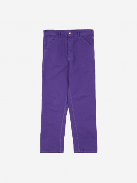 Overdye OG Painter Pant - Decade Purple