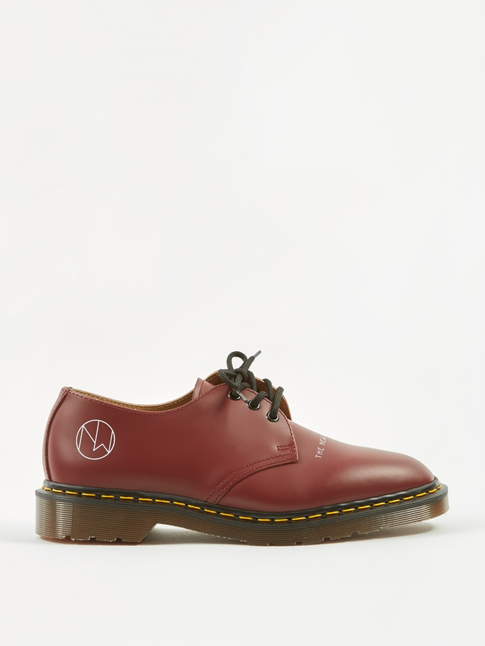 Dr Martens Dr. Martens x Undercover 1461 - Cherry Red (Image 1)
