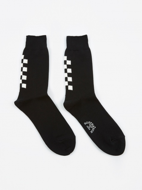 Navin Socks - Black/White
