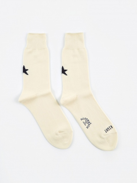 Star by X Socks - White