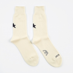 Rostersox Star by X Socks - White