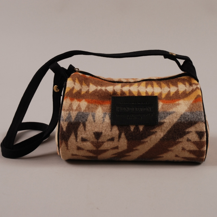 Pendleton Dopp Bag with Strap - Tan Diamond Desert (Image 1)