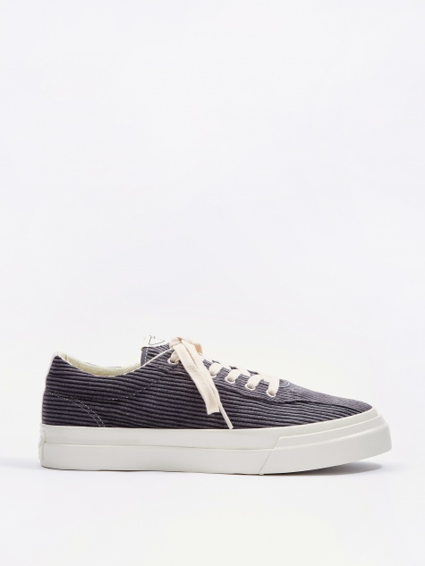 Oversized Cord Dellow - Grey