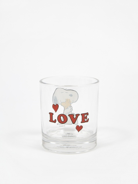 Glass Cup - Love