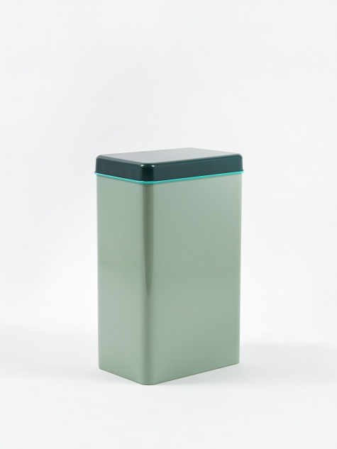Storage Tin By Sowden - Mint