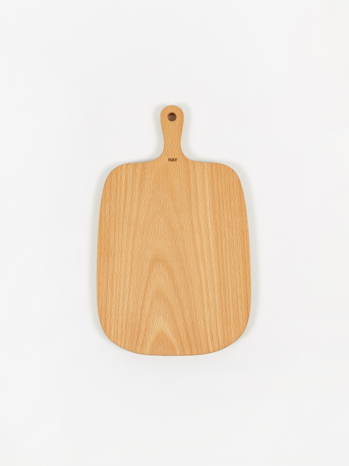 HAY Plank Rectangular Beech Wood Chopping Board  - Small (Image 1)