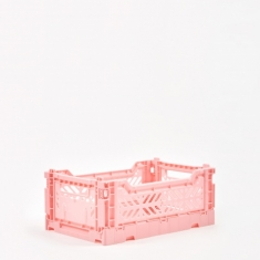 Hay Colour Crate Small - Light Pink