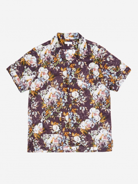 Camp Shirt - Dark Navy