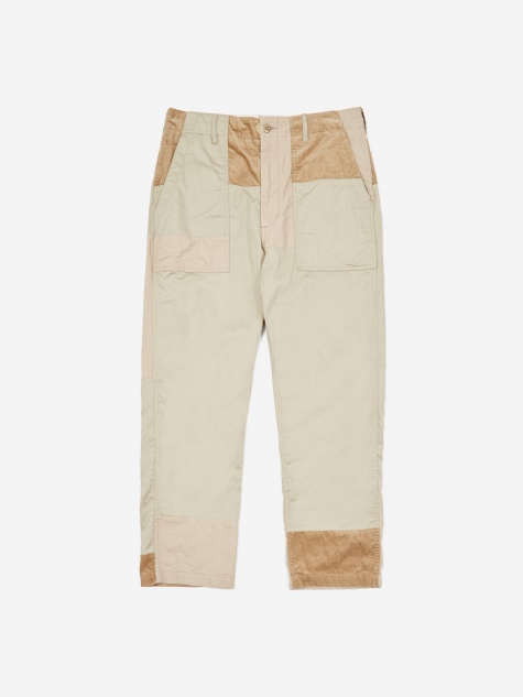 Fatigue Trouser - Khaki