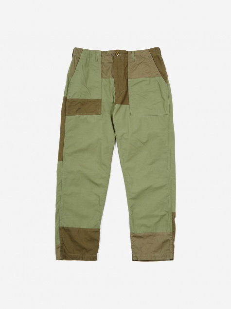 Fatigue Trouser - Olive