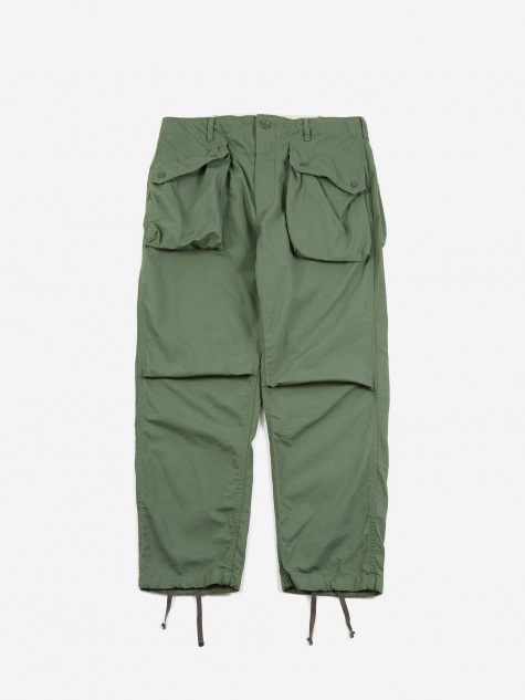 Norwegian Trouser - Olive