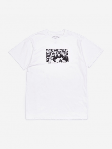 Bill T-Shirt - White