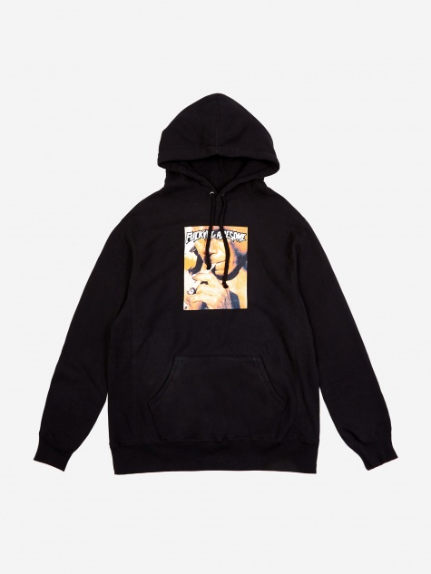 Locals Hooded Sweatshirt - Black